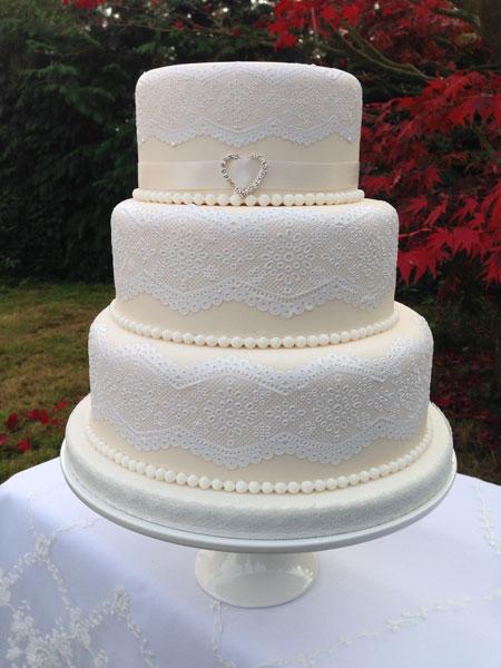 Wedding Cake Prices Colchester