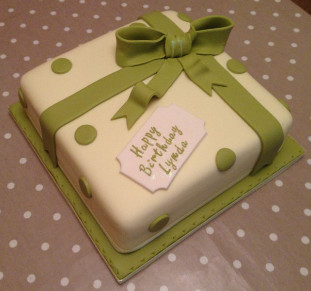 Birthday Cake Gift Images : Plumtree Bakehouse - Cakes for all Occasions