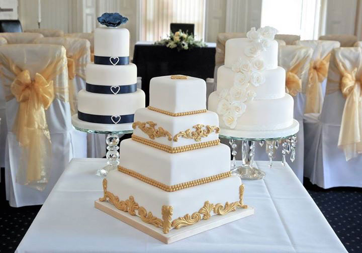 Wedding Cakes by Plumtree Bakehouse .